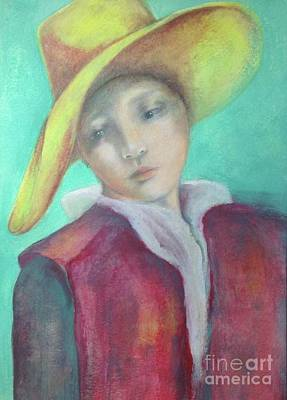 Painting - Julia by Pamela Vosseller