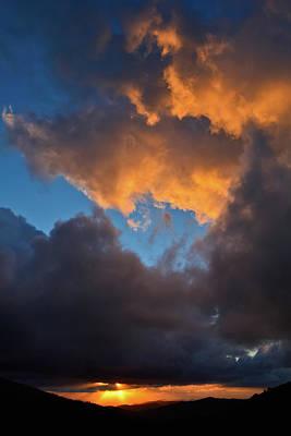 Photograph - Julian San Diego Sunset by Kyle Hanson