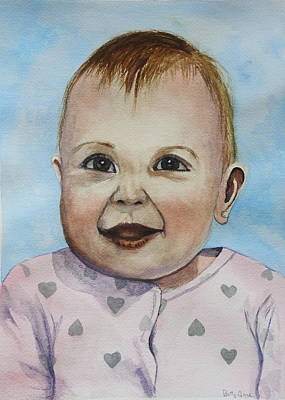 Painting - Julianna by Betty-Anne McDonald