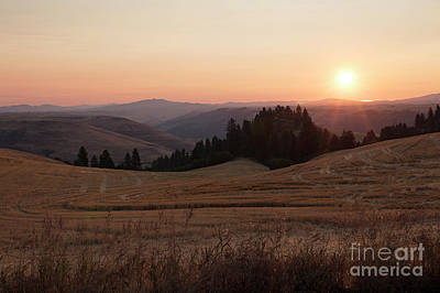Photograph - Julietta Dawn by Idaho Scenic Images Linda Lantzy