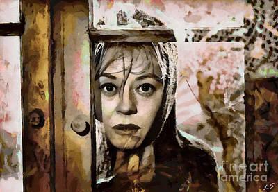 Digital Art - Juliette Mazina Collection - 1 by Sergey Lukashin