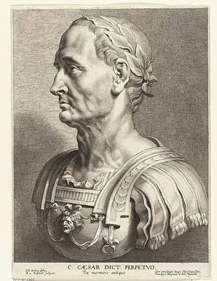 Painting - Julius Caesar by Celestial Images