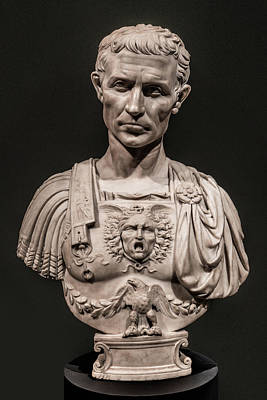Photograph - Julius Caesar by Chris Lord