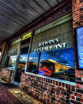 Photograph - Julwins Restaurant by Michael Thomas