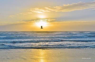 Photograph - July 30 Sunrise Nh by Barbara Ann Bell