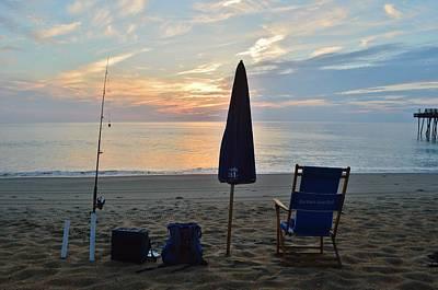 Photograph - July 9, 2017 Nh Sunrise by Barbara Ann Bell
