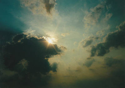 Photograph - July Ohio Sky by Gene Linder