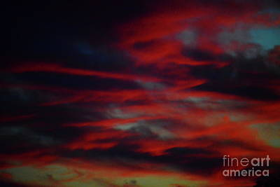 Photograph - July Sky by Jesse Ciazza