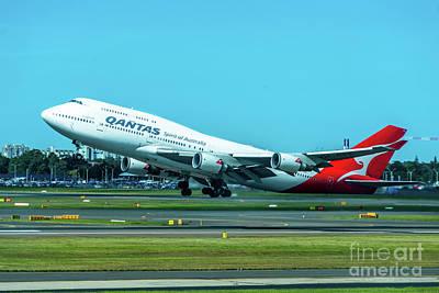 Photograph - Jumbo Jet by Andrew Michael