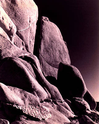 Digital Art - Jumbo Rocks by Timothy Bulone