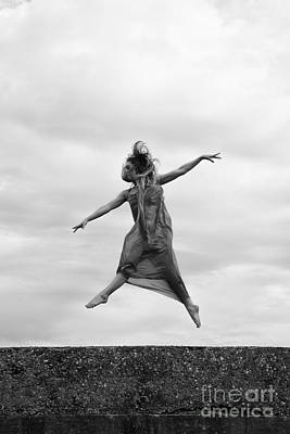 Photograph - Jumping 003 by Clayton Bastiani