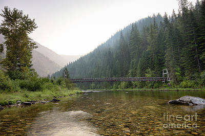 Photograph - Junction Creek by Idaho Scenic Images Linda Lantzy