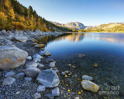 Photograph - June Lake by Anthony Bonafede
