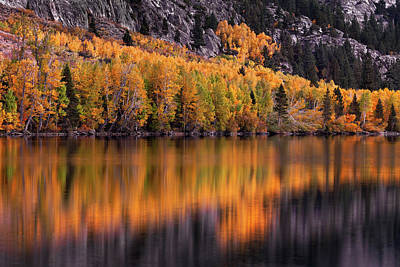 Photograph - June Lake by Francesco Emanuele Carucci