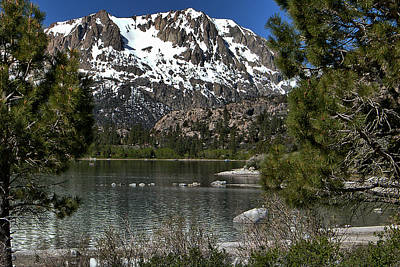 Photograph - June Lake by Michael Gordon
