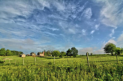 Photograph - June On Birch Avenue 3 by Bonfire Photography