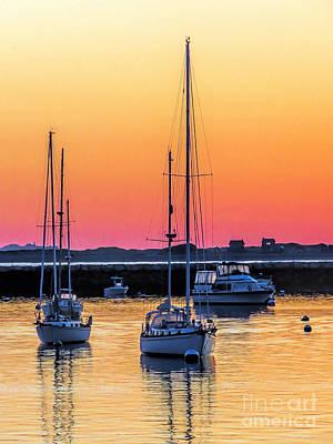 Photograph - June Sunrise 506 Am by Janice Drew