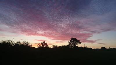 Photograph - June Sunrise by Samuel Pye