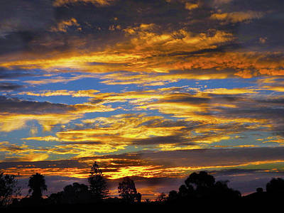 Photograph - June Sunset by Mark Blauhoefer