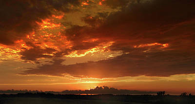 Photograph - June Sunset by Rod Seel