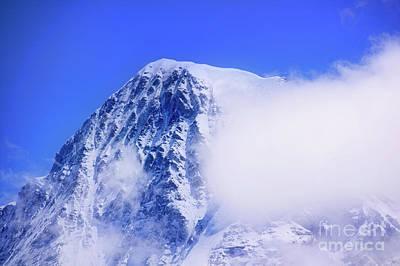 Photograph - Jungfrau by Scott Kemper
