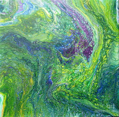 Painting - Jungle Fever by Shirley Braithwaite Hunt