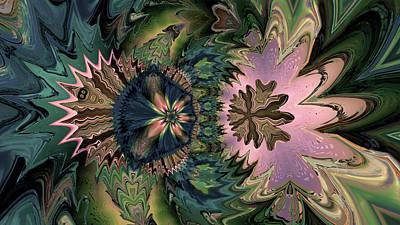 Digital Art - Jungle Love by Claude McCoy