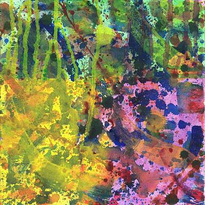 Painting - Jungle Love by Phil Strang