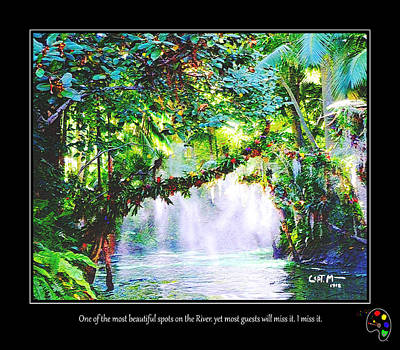 Photograph - Jungle Missed by Mickey Wright