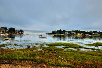Photograph - Juniper Cove Salem Ma Salem Willows by Toby McGuire