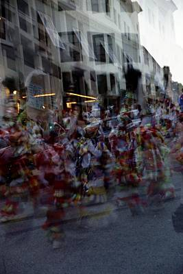Photograph - Junkanoo Double Dance by Heather Kirk
