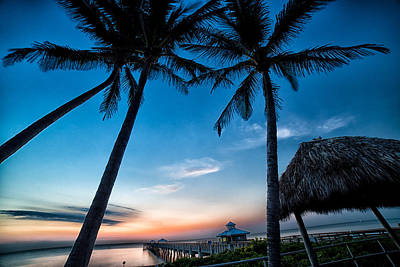 Photograph - Juno Beach Morning by Mike Sperduto