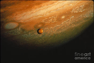 Photograph - Jupiter by Granger
