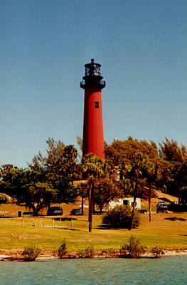 Photograph - Jupiter Inlet Lighthouse by Christopher Kirby