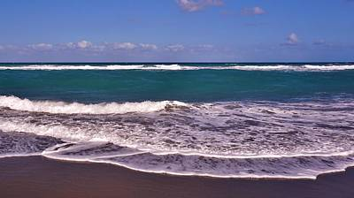 Photograph - Jupiter Island Beach by John Wartman