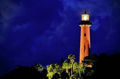 Jupiter Lighthouse Art Print
