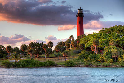 Photograph - Jupiter Lighthouse by Robin Blaylock