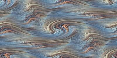 Jupiter Wind Art Print