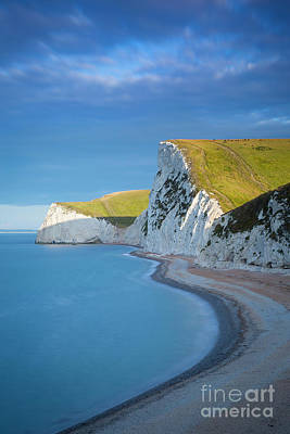Photograph - Jurassic Coast Cliffs by Brian Jannsen