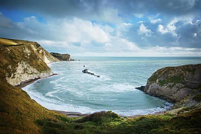 Photograph - Jurassic Coast by Svetlana Sewell