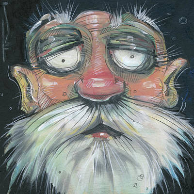 Painting - Juror Number Seven by Tim Nyberg