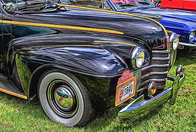 Photograph - Just A Cool 40 Olds by Thom Zehrfeld