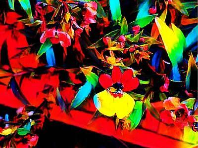 Photograph - Just A Little Flower by Nancy Pauling
