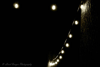 Photograph - Just A Little Light by Kristie Bonnewell