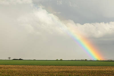 Photograph - Just Another County Rainbow by James BO  Insogna