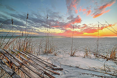 Photograph - Just Another South Walton Sunset by JC Findley