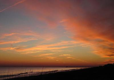 Photograph - Just Another Winter Sunset by Betty Buller Whitehead