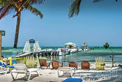 Photograph - Just Arrived Costa Maya by David Zanzinger