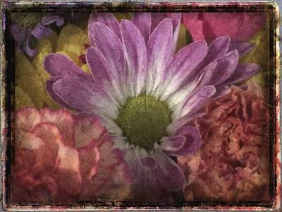 Photograph - Just Because Bouquet by Betty  Pauwels