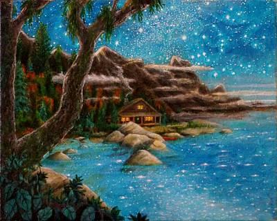 Painting - Just Before Dawn by Matt Konar